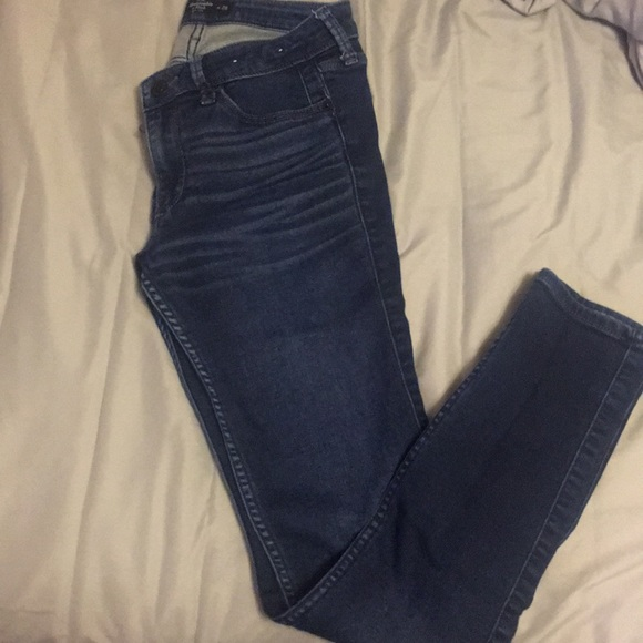 Abercrombie & Fitch Denim - Abercrombie and fitch jean legging size 2